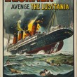 Irishmen - avenge the Lusitania