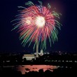 July 4th fireworks, Washington, D.C.
