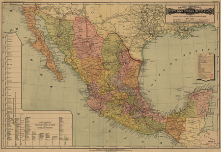 Atlas mexicano