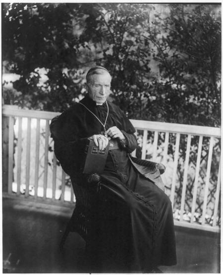 Cardinal James Gibbons, 1834-1921