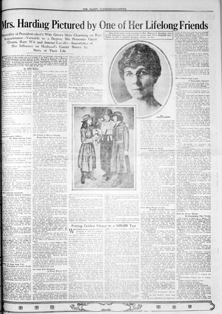 The Ogden standard-examiner., March 06, 1921