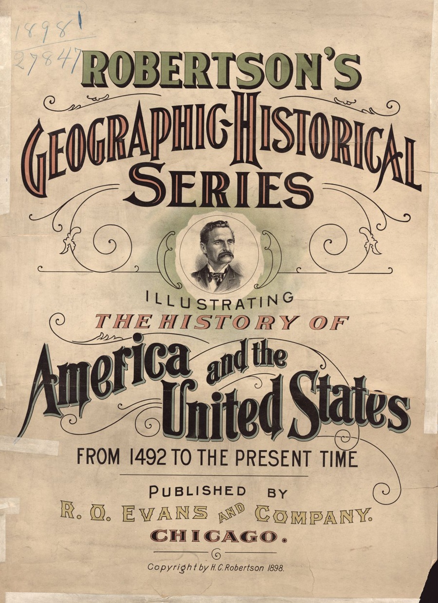Robertson's geographic-historical series