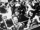 John F. Kennedy motorcade, Dallas, Texas, Nov. 22, 1963