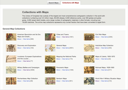 mapcollections
