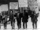 Parade of Unemployed