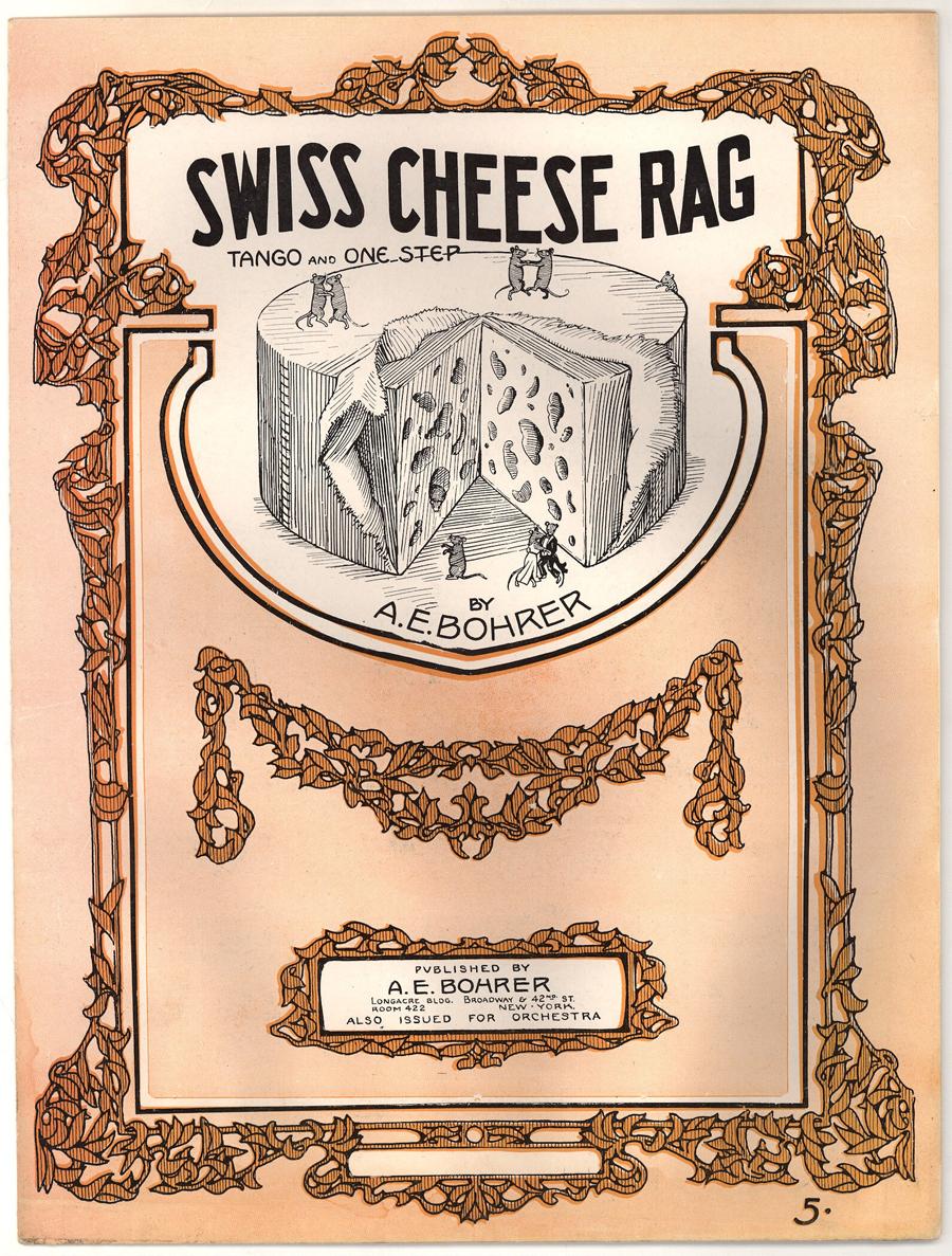 Swiss Cheese Rag