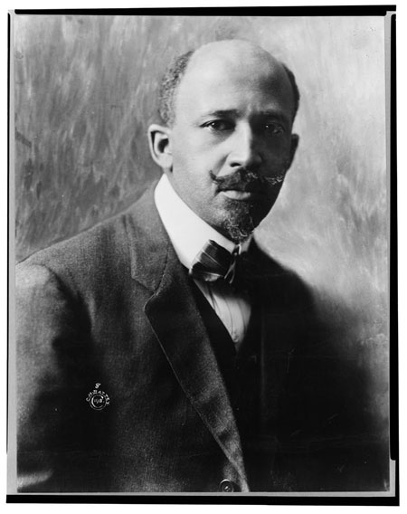 The role of WEB DuBois in the history of the United States of America