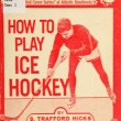 How to play ice hockey