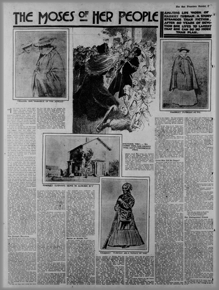 Primary Source Spotlight: Harriet Tubman - TPS-Barat Primary ...