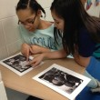 Students at Irving School in Berwyn, IL analyzing a primary source