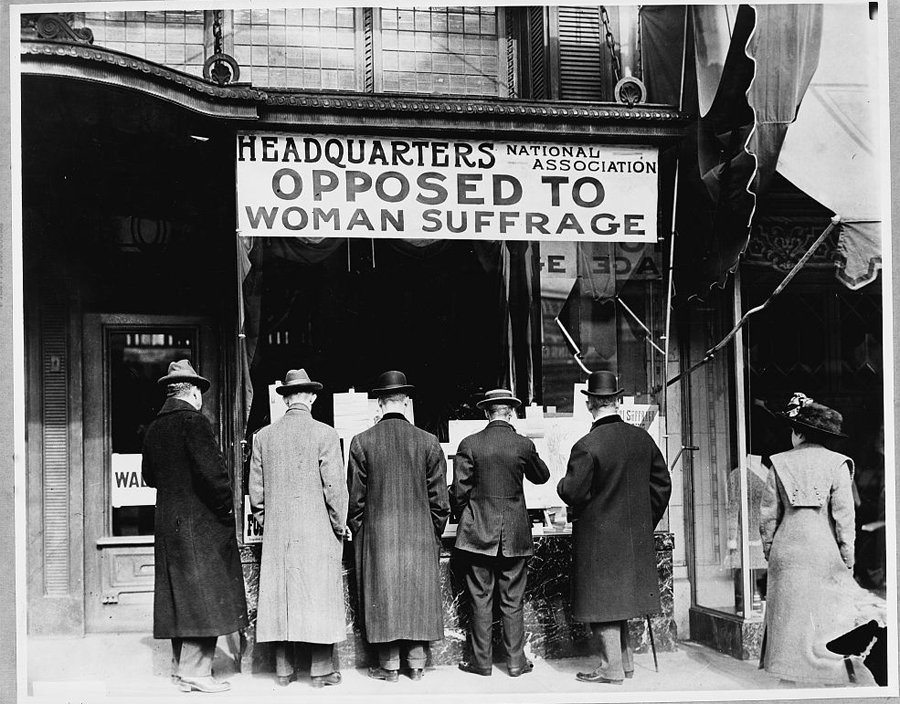 National Anti-Suffrage Association