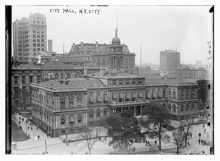 City Hall New York City