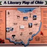 Literary Map of Ohio