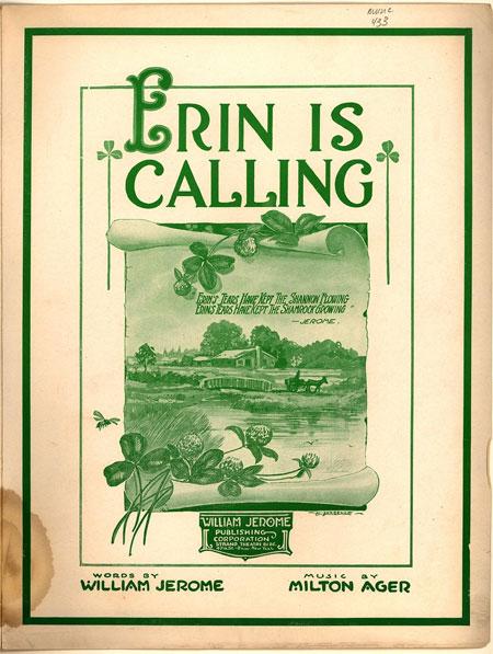 Erin is calling