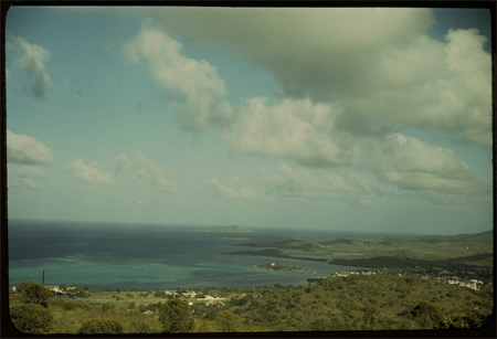 The harbor, Christiansted, St. Croix, Virgin Islands