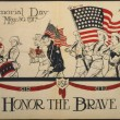 Honor the brave, Memorial Day