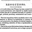 Today in History: Woman's Rights Conventions