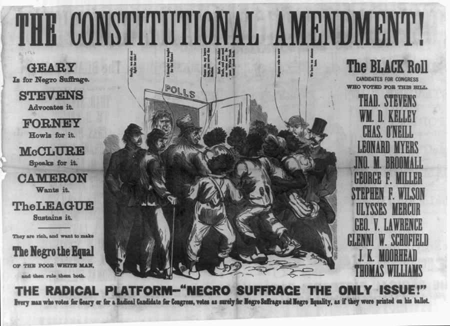 The constitutional amendment!