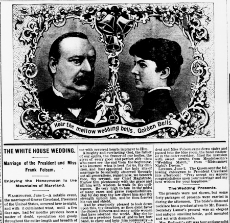 Today In History Grover Cleveland Citizen U Primary Source Nexus