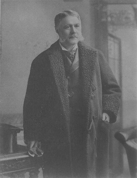 Chester Arthur, three-quarter length portrait