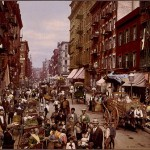 Mulberry Street, New York City