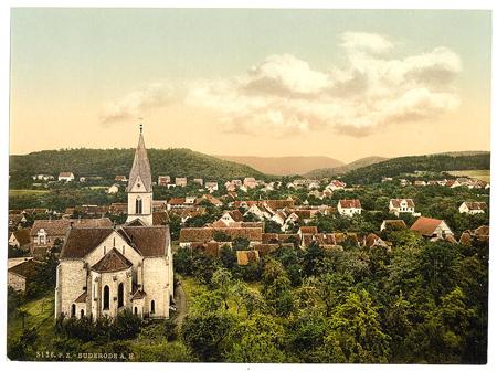 Suderode, Halle, Germany Saxony, Germany