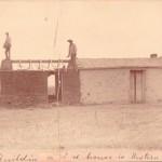 Building a Sod House in Western Nebraska