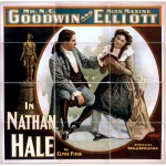 Mr. N.C. Goodwin and Miss Maxine Elliott in Nathan Hale by Clyde Fitch