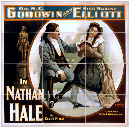Today in History: Nathan Hale