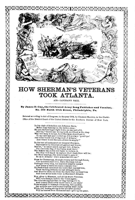 How Sherman's veterans took Atlanta