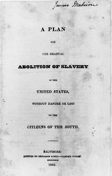 Primary Source Spotlight: Abolition