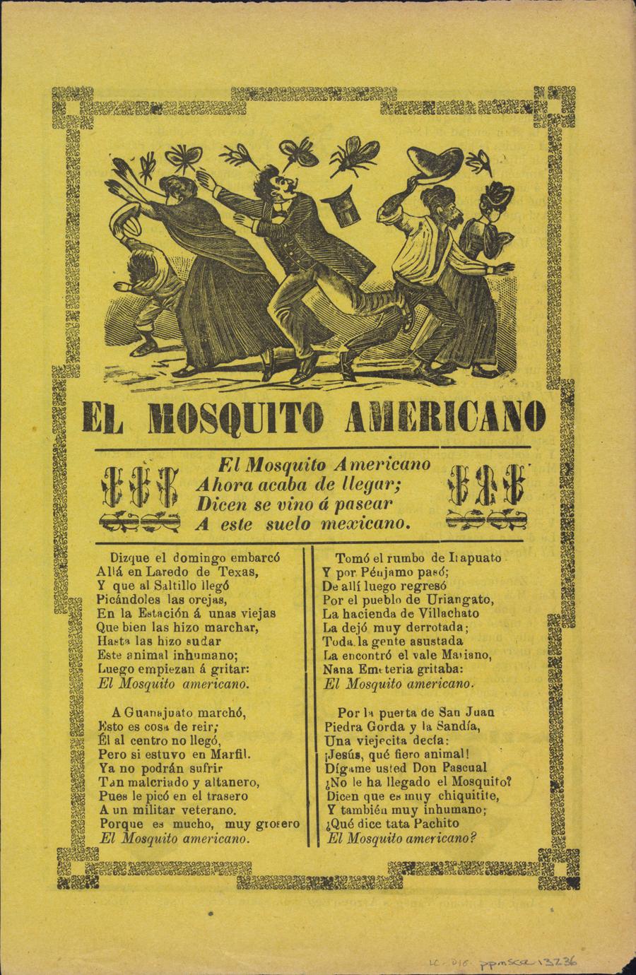 El mosquito americano