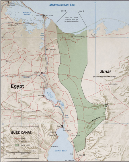 Today in History: Suez Canal