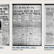 Analyzing Primary Sources: Learning from Newspapers