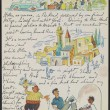Featured Source: Leonard Bernstein illustrated letter