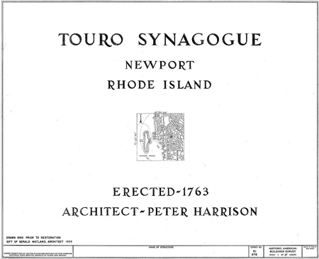 Touro Synagogue