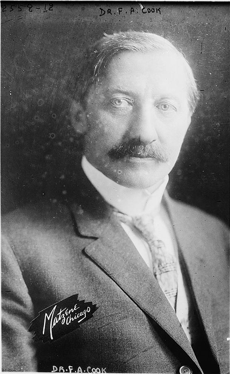 Dr. F.A. Cook