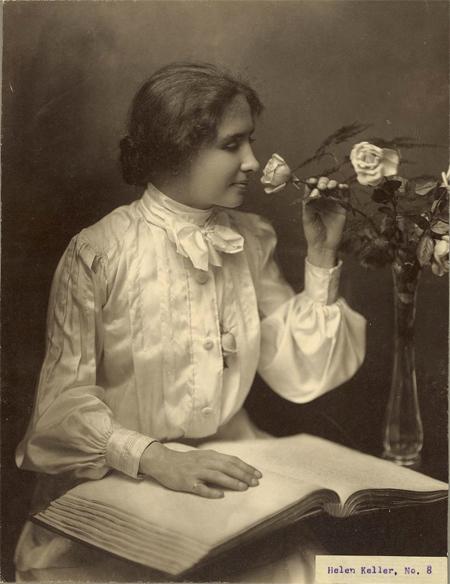 Helen Keller, no. 8