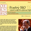 Integrating Tech: Poetry 180