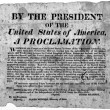 By the President of the United States of America, a proclamation