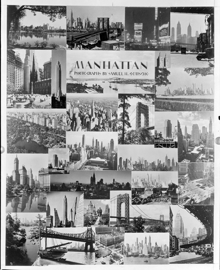 Manhattan. Photographs by Samuel H. Gottscho