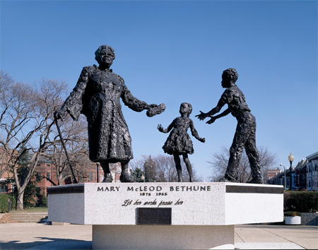 Today in History: Mary McLeod Bethune