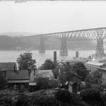 Poughkeepsie, N.Y,. Poughkeepsie Bridge