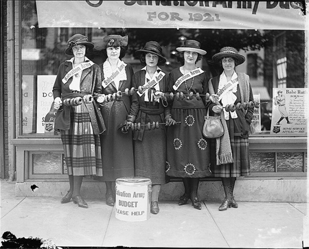 Today in History: Salvation Army