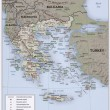 Greece, physiography