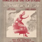 Down in dear old New Orleans