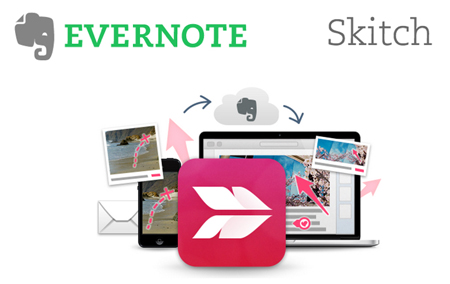 Evernote Skitch