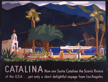 Today in History: Santa Catalina Island