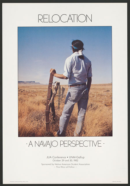 Relocation - a Navajo perspective
