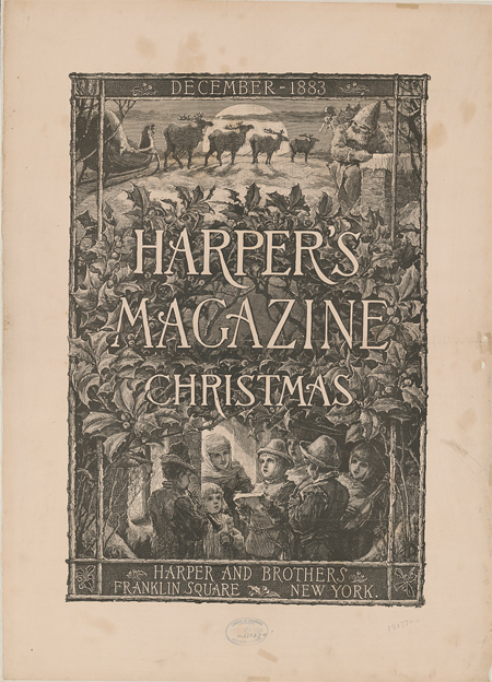 Harper's Magazine, Christmas